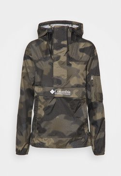 Columbia - CHALLENGER  - Outdoorjacke - stone green