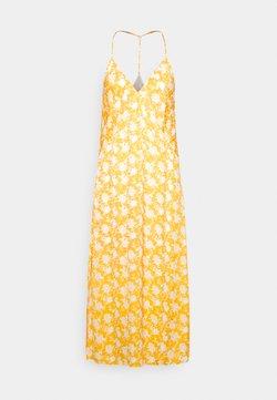 rag & bone - T BACK SLIP DRESS BLACK LABEL - Freizeitkleid - yellow