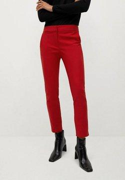 Mango - COFI7-N - Spodnie materiałowe - rouge