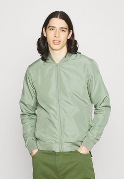 Jack & Jones - JORVEGAS  - Giubbotto Bomber - sea spray