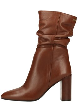 Scapa - High Heel Stiefel - light brown
