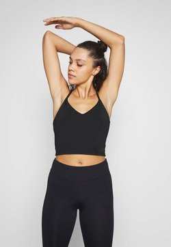 Curare Yogawear - SHORT - Top - black