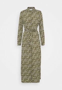 Vero Moda - VMJOSEPHINE ATHENS DRESS - Maxikjoler - ivy green