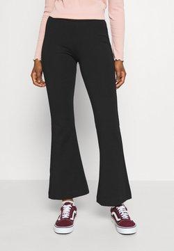 Vero Moda Petite - VMKAMMA PANT  - Stoffhose - black