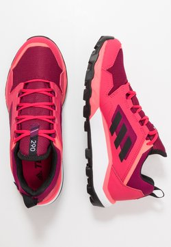 adidas Performance - TERREX AGRAVIC TR GTX - Löparskor terräng - power pink/core black/footwear white