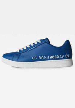 G-Star - CADET - Sneakers laag - nassau blue