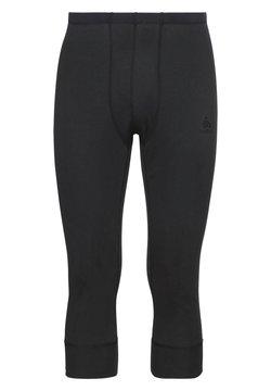 ODLO - Unterhose lang - schwarz
