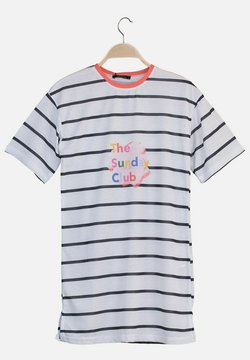 Trendyol - T-Shirt print - black