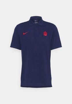 Nike Performance - ATLETICO MADRID SLIM - Poloshirt - loyal blue/sport red