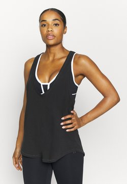 Free People - KEEP ROLLING TANK - Top - black