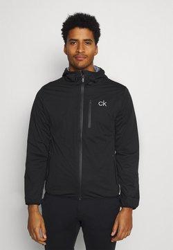 Calvin Klein Golf - ULTRON HOODED JACKET - Blouson - black