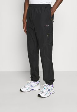 Fila - MAEL FUNCTION PANT - Jogginghose - black