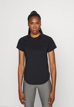 Under Armour - T-Shirt basic - black
