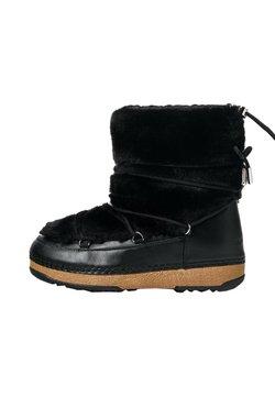 OYSHO - Bottes de neige - black