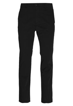 BY GARMENT MAKERS - THE PANTS - Chino - jet black