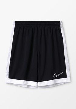 Nike Performance - DRY ACADEMY  - kurze Sporthose - black/white