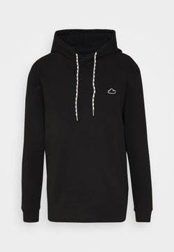 The GoodPeople - LARSON - Hoodie - black