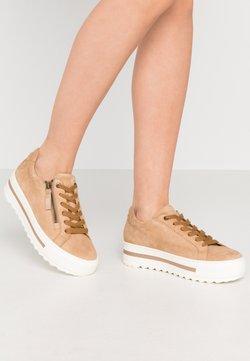 Gabor Comfort - Sneakers laag - caramel