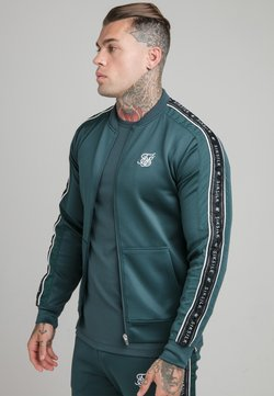 SIKSILK - CRUSHED  JACKET - Blouson Bomber - ocean green