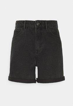ONLY - ONLVEGA LIFE MOM - Jeans Shorts - black
