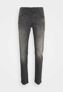 G-Star - 3301 SLIM - Slim fit jeans - dark aged