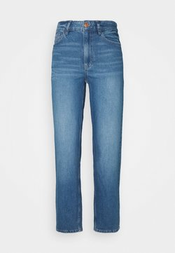 Lindex - NEA RETRO - Straight leg jeans - denim