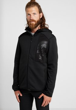 The North Face - MERAK HOODY - Veste polaire - black