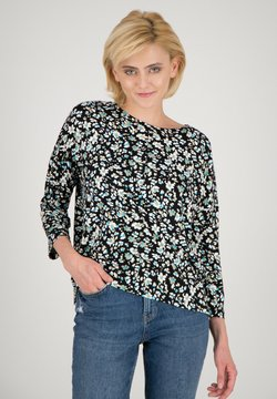 one more story - MIT DRUCK - Bluse - schwarz-multicolor