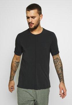 Nike Performance - DRY YOGA - Camiseta básica - black