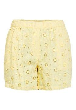 Pieces - Shorts - popcorn