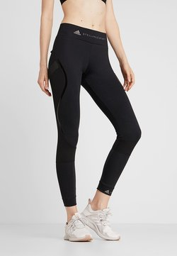 adidas by Stella McCartney - ESSENTIALS SPORT WORKOUT LEGGINGS - Tights - black