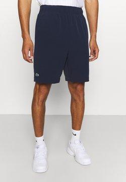 Lacoste Sport - TENNIS SHORT - Pantalón corto de deporte - navy blue/white