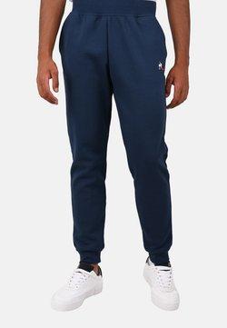 le coq sportif - ESS  - Jogginghose - blue