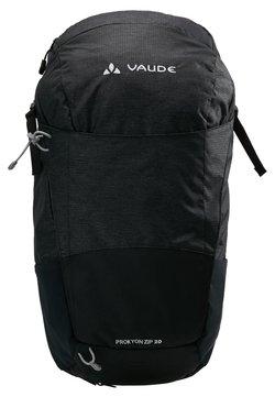 Vaude - PROKYON ZIP 20 - Trekkingrucksack - black