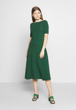 Lauren Ralph Lauren - Sukienka letnia - black/hedge