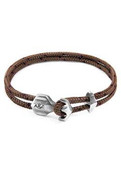 Anchor & Crew - DELTA ANCHOR - Bracelet - brown