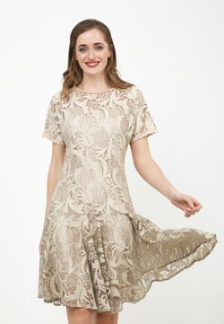 Madam-T - SACASA - Cocktailkleid/festliches Kleid - beige