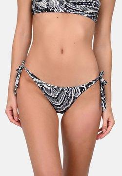Pain de Sucre - ONYX - Bikinibroekje - black grey