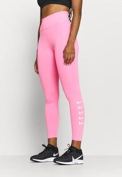 Nike Performance - RUN - Tights - pink glow