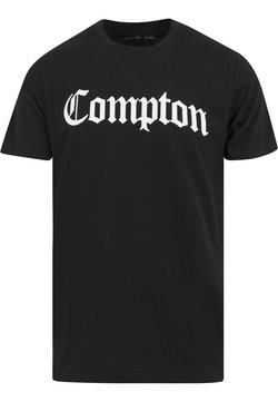 Mister Tee - T-shirt con stampa - black