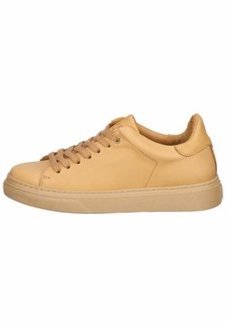 Steven New York - Sneakers laag - camel leather