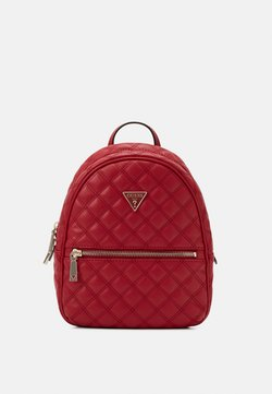 Guess - CESSILY BACKPACK - Reppu - red