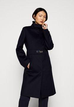 HUGO - MILORA - Płaszcz wełniany /Płaszcz klasyczny - dark blue