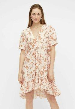 YAS - Day dress - whisper pink