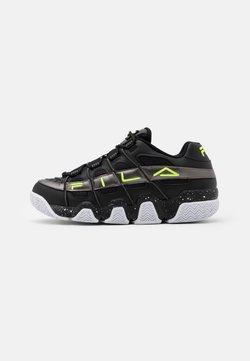 Fila - UPROOT - Sneaker low - black/love bird