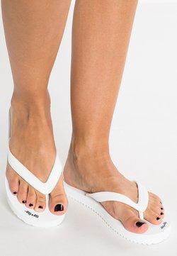 flip*flop - ORIGINAL - Bade-Zehentrenner - white