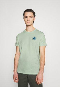 YOURTURN - UNISEX - T-shirt z nadrukiem - green