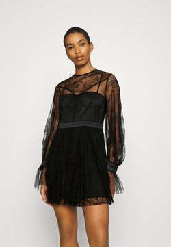 Alice McCall - LOVE MINI DRESS - Sukienka koktajlowa - black