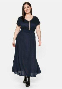 Sheego - Maxiklänning - nachtblau