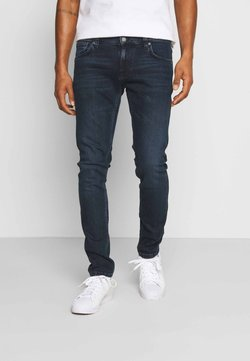 Nudie Jeans - TIGHT TERRY - Jeansy Slim Fit - blue revelation